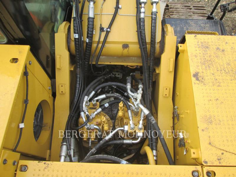 CATERPILLAR PELLES SUR CHAINES 349E equipment  photo 14