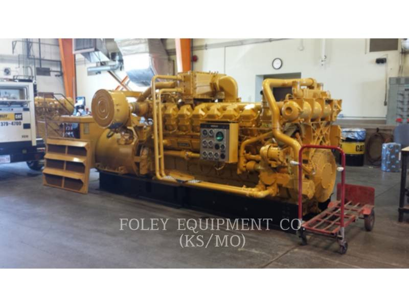 CATERPILLAR STATIONARY GENERATOR SETS G3516EP equipment  photo 2