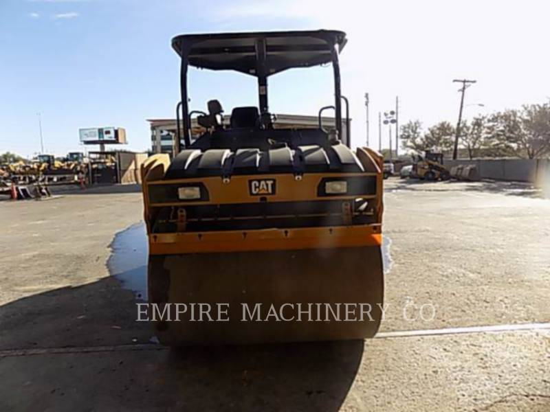 CATERPILLAR TAMBOR DOBLE VIBRATORIO ASFALTO CB10 equipment  photo 4