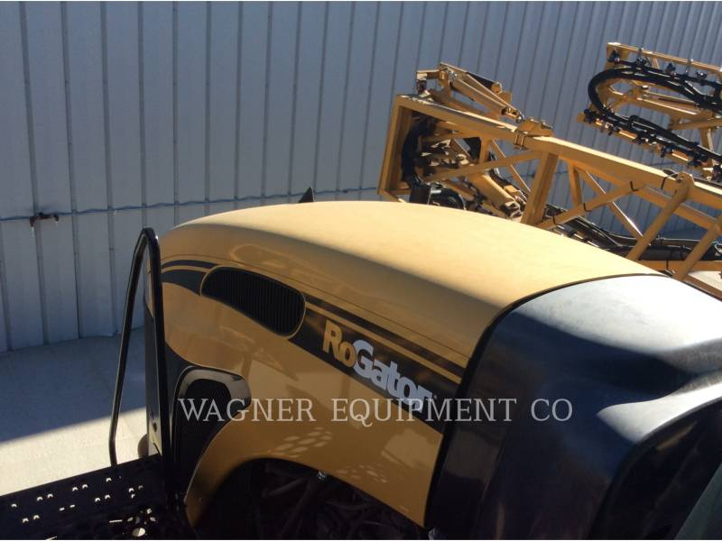 AG-CHEM PULVERIZADOR RG1300 equipment  photo 15
