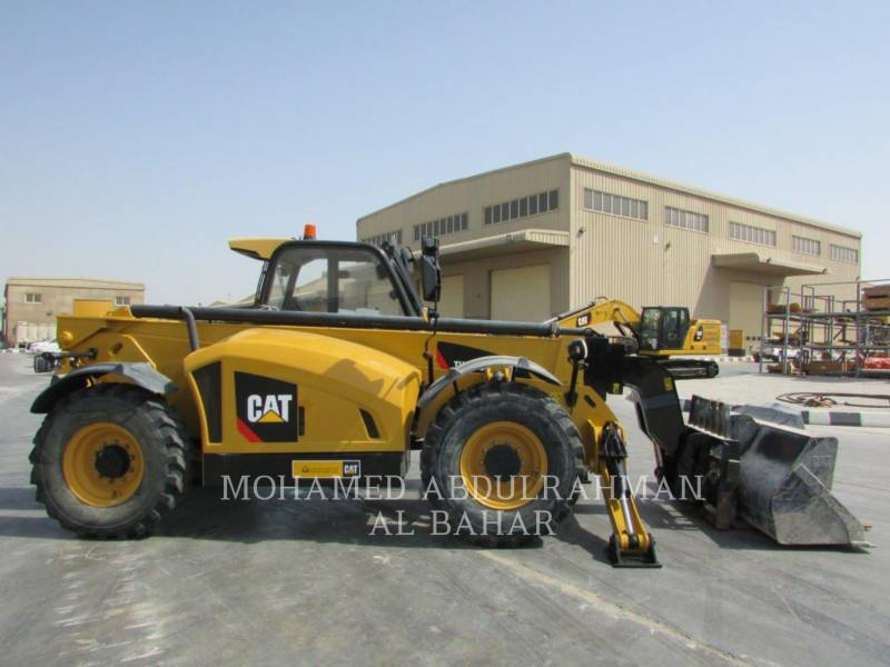 CATERPILLAR TELEHANDLER TH417CGCLRC equipment  photo 6