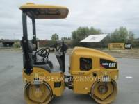 Equipment photo CATERPILLAR CB22BLRC COMPATTATORE PER ASFALTO A DOPPIO TAMBURO VIBRANTE 1