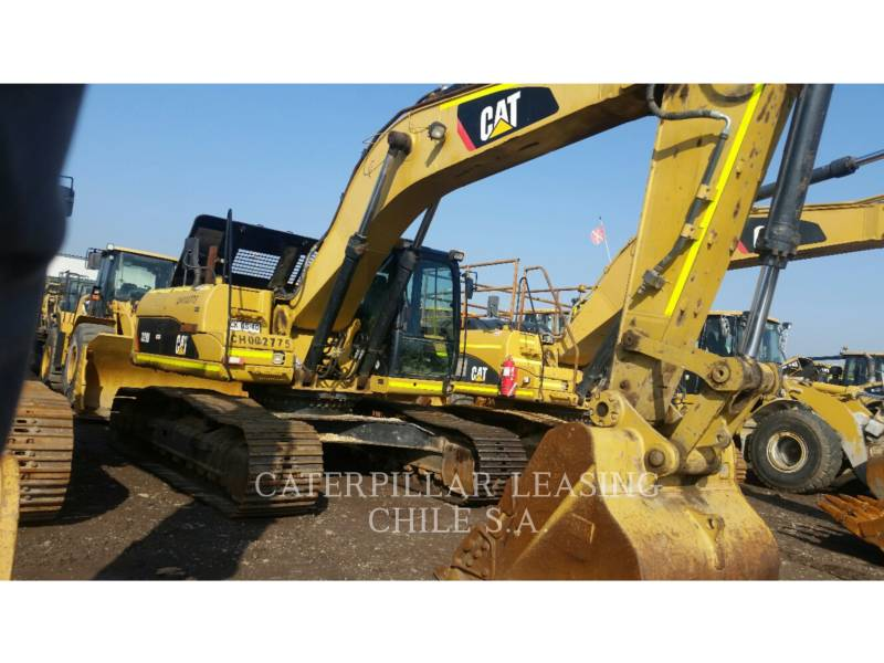CATERPILLAR KOPARKI GĄSIENICOWE 329DL equipment  photo 3