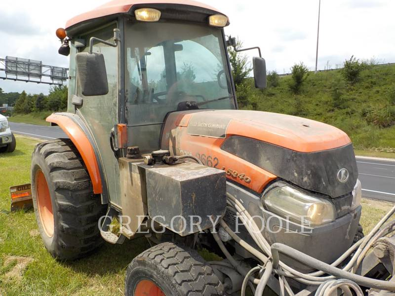 KUBOTA CORPORATION TRACTORES AGRÍCOLAS L5240 equipment  photo 4