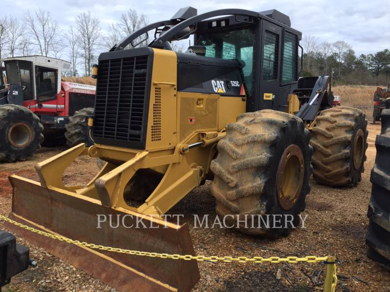 CATERPILLAR SILVICULTURA - TRATOR FLORESTAL 525C equipment  photo 1