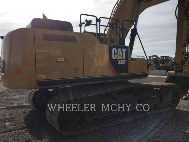 CATERPILLAR TRACK EXCAVATORS 336F L CF equipment  photo 6