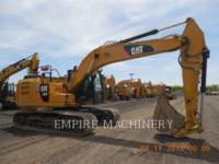 CATERPILLAR ESCAVATORI CINGOLATI 323FL equipment  photo 1