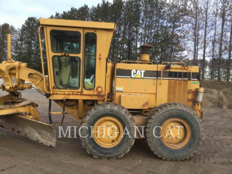 CATERPILLAR NIVELEUSES 140HNA equipment  photo 5