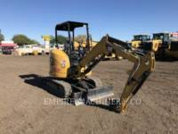CATERPILLAR KETTEN-HYDRAULIKBAGGER 303E OR equipment  photo 1