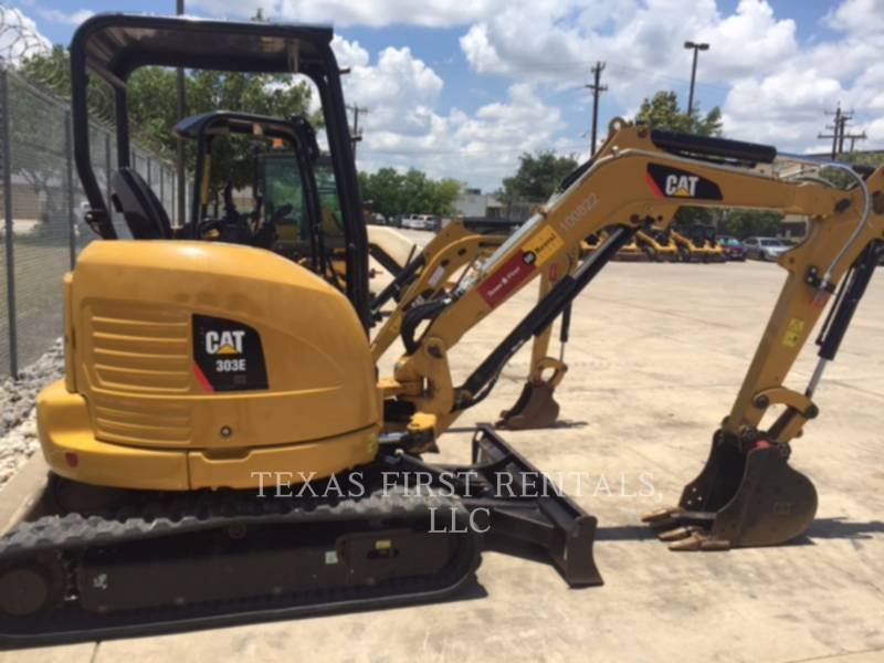 CATERPILLAR ESCAVADEIRAS 303E CR equipment  photo 1