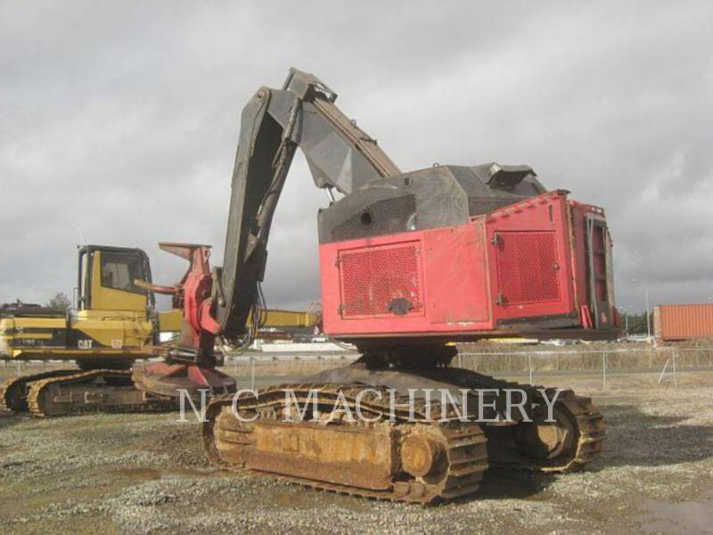 TIMBCO FOREST MACHINE 475E equipment  photo 4