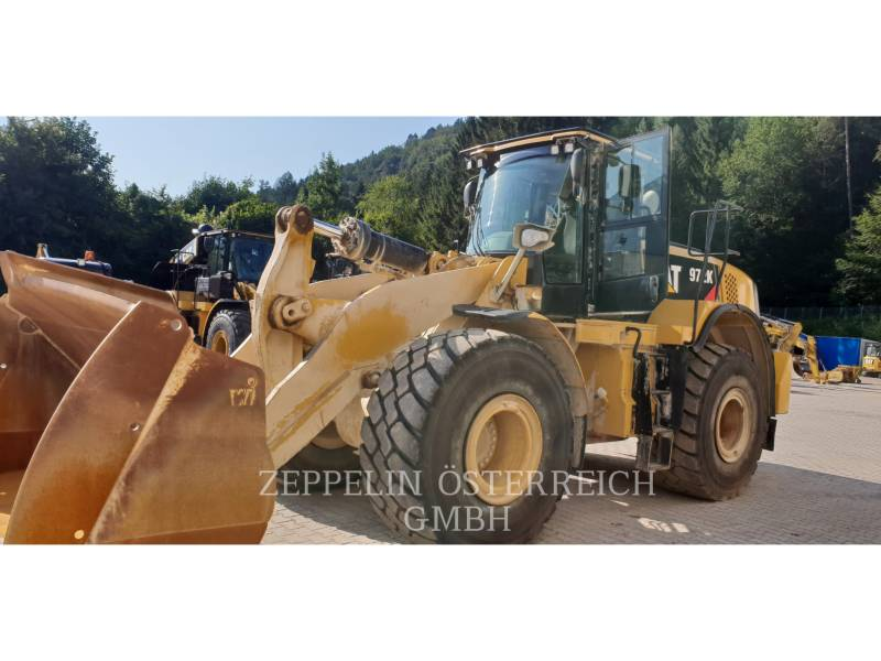 CATERPILLAR CARGADORES DE RUEDAS PARA MINERÍA 972K equipment  photo 1