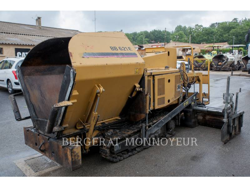 CATERPILLAR ASFALTATRICI BB621E equipment  photo 3