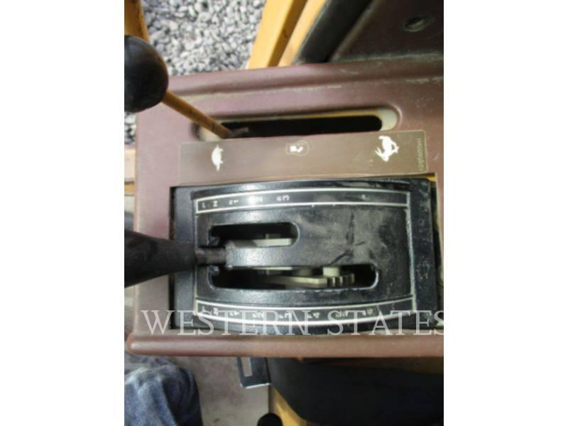 DRESSER NIVELEUSES DRESS 850 equipment  photo 22