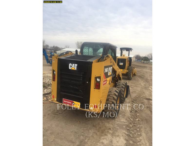 CATERPILLAR MINICARGADORAS 246DSTD1CA equipment  photo 4