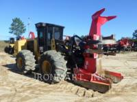 Equipment photo CATERPILLAR 563C FORESTAL - TALADORES APILADORES - DE RUEDAS 1