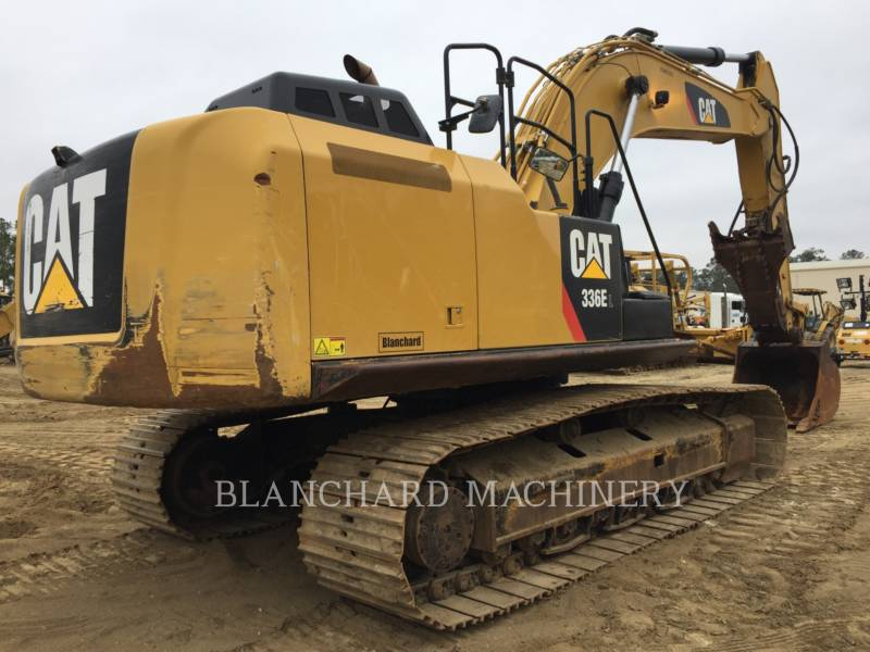 CATERPILLAR TRACK EXCAVATORS 336E equipment  photo 6