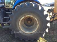 NEW HOLLAND LTD. AG TRACTORS TG305 equipment  photo 8