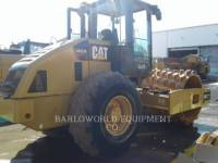 CATERPILLAR ACOLCHOADO DO TAMBOR ÚNICO VIBRATÓRIO CP-533E equipment  photo 2
