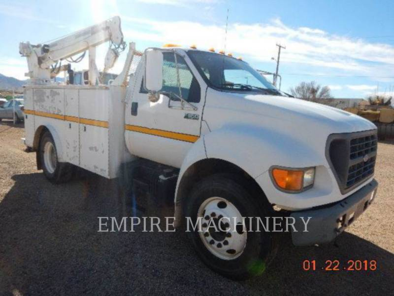 FORD / NEW HOLLAND OTHER F650 equipment  photo 9