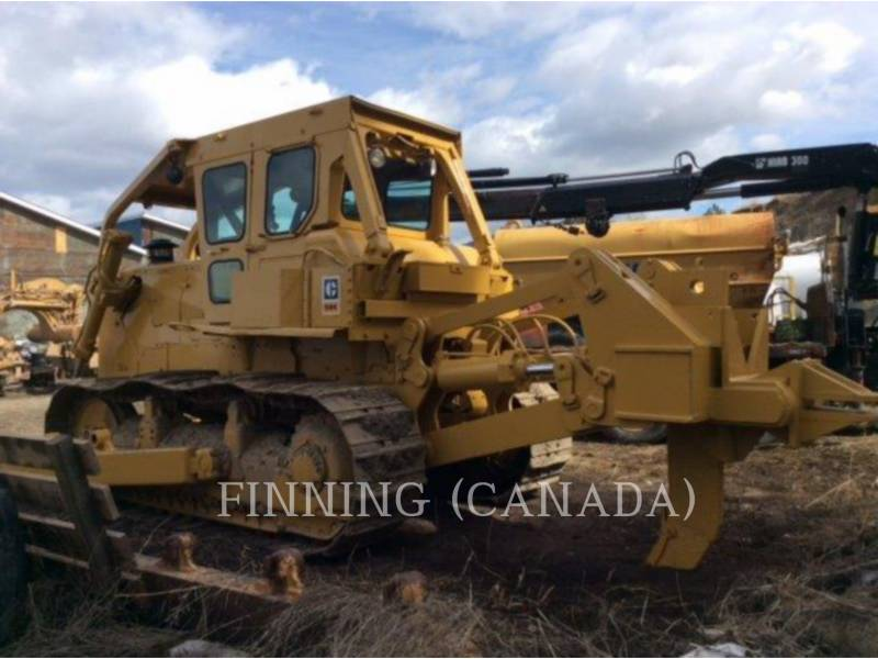 CATERPILLAR TRACTEURS SUR CHAINES D8K equipment  photo 4