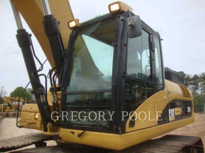 CATERPILLAR TRACK EXCAVATORS 336D equipment  photo 4