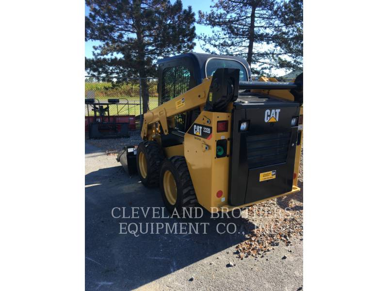 CATERPILLAR MINICARREGADEIRAS 232D equipment  photo 4