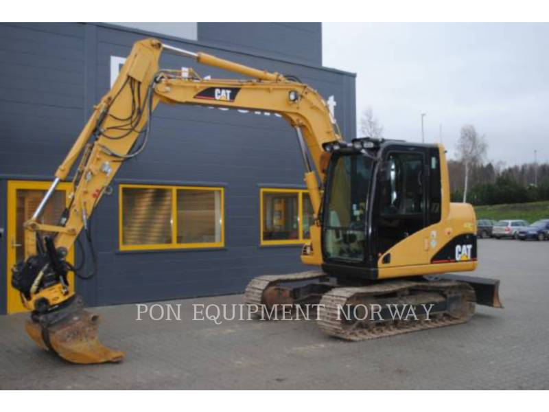 CATERPILLAR TRACK EXCAVATORS 307C equipment  photo 12