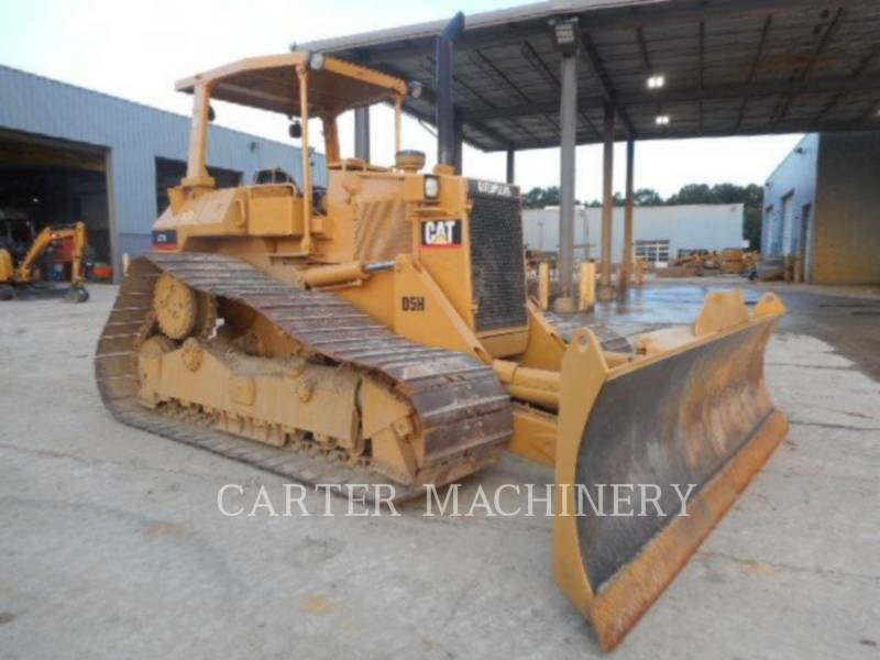 CATERPILLAR MINING TRACK TYPE TRACTOR D5HLGP equipment  photo 1