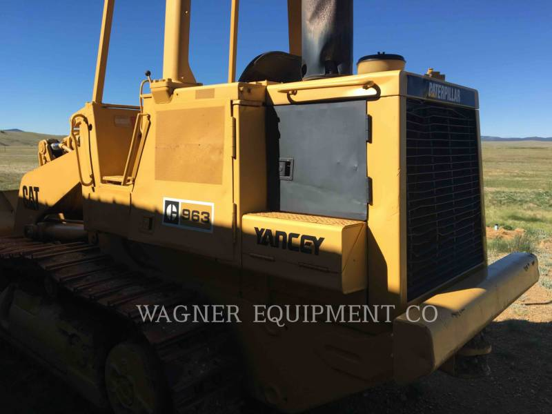 CATERPILLAR TRACK LOADERS 963 equipment  photo 6