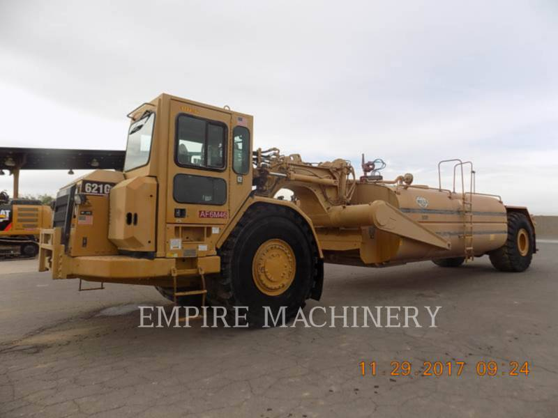 CATERPILLAR MOTOESCREPAS 621G equipment  photo 4