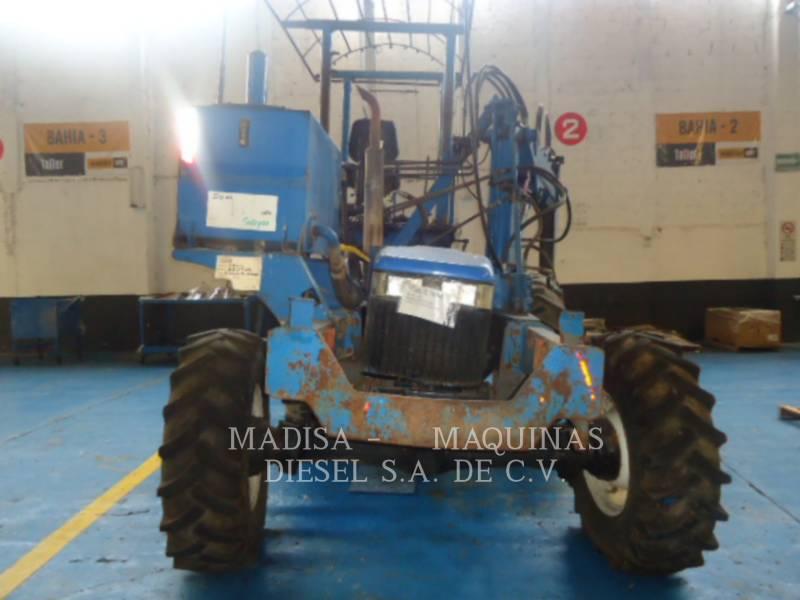 NEW HOLLAND LTD. AGRARISCHE TRACTOREN 6610 FWD   equipment  photo 6