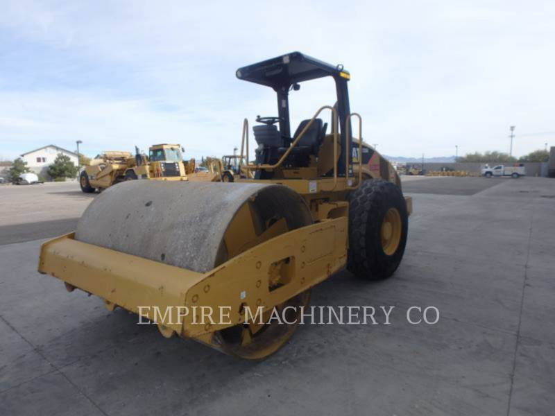 Caterpillar SUPORT TAMBUR SIMPLU PENTRU ASFALT CS56 equipment  photo 4