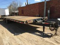 Equipment photo XL SPECIALIZED TRAILERS INC. XL24T TRAILERS 1