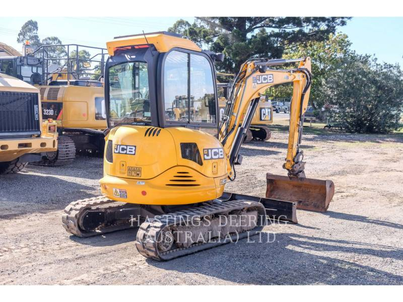 JCB TRACK EXCAVATORS 8035ZTS_JC equipment  photo 7