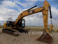 Equipment photo CATERPILLAR 326D2L KETTEN-HYDRAULIKBAGGER 1