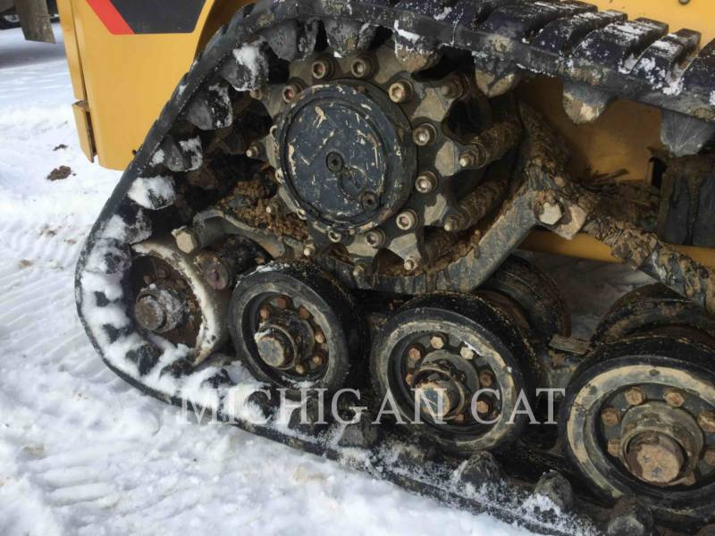 CATERPILLAR DELTALADER 247B3 equipment  photo 20