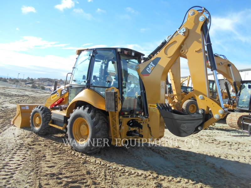 CATERPILLAR バックホーローダ 420F 4WD equipment  photo 3