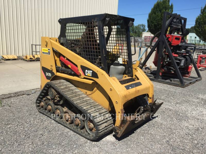 CATERPILLAR CHARGEURS COMPACTS RIGIDES 247B2 equipment  photo 3