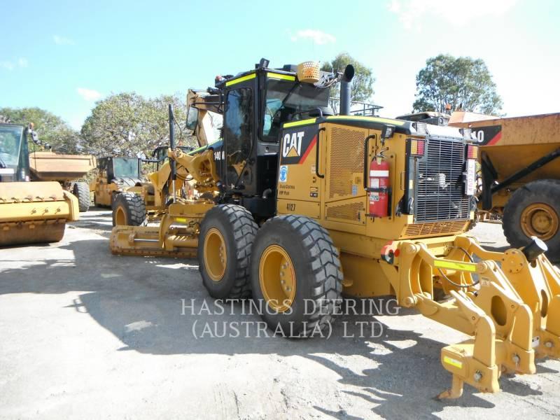 Caterpillar AUTOGREDERE 140M equipment  photo 4