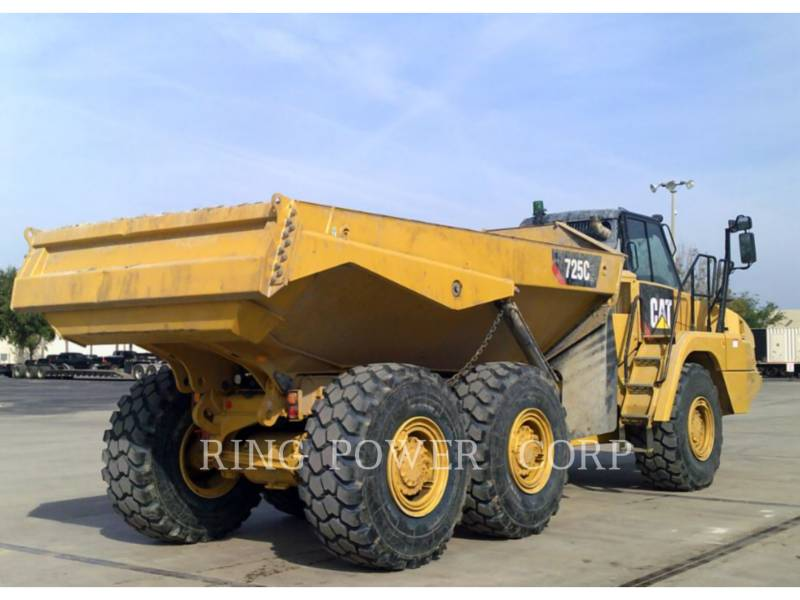 CATERPILLAR ARTICULATED TRUCKS 725C2TG equipment  photo 4