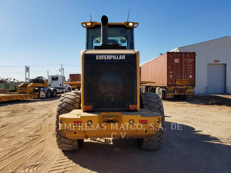 CATERPILLAR PALE GOMMATE/PALE GOMMATE MULTIUSO 930H equipment  photo 4