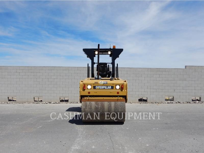 CATERPILLAR COMPACTADORES CB-434D equipment  photo 6