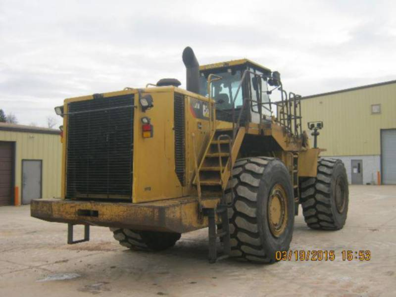 CATERPILLAR 鉱業用ホイール・ローダ 988H equipment  photo 3
