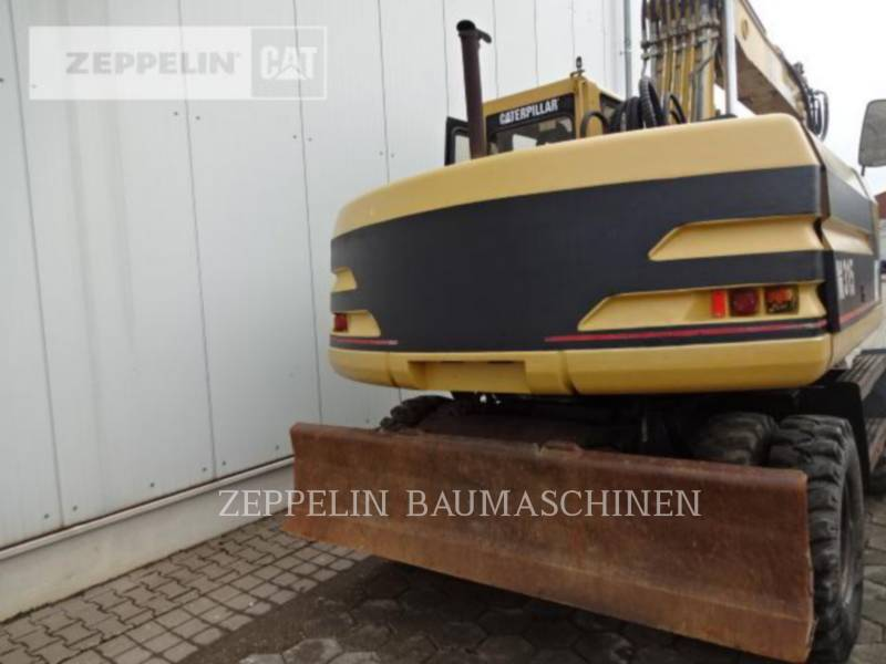 CATERPILLAR PELLES SUR PNEUS M315 equipment  photo 9