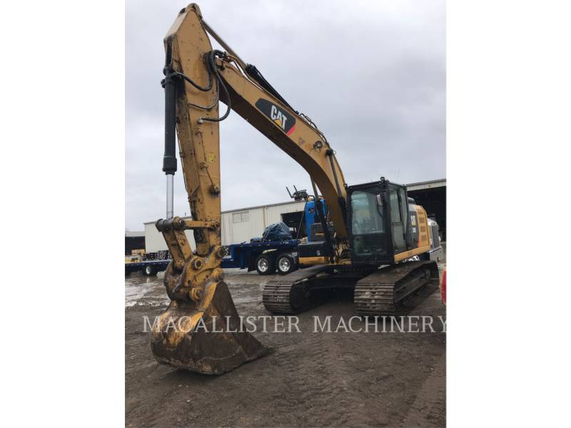 CATERPILLAR ESCAVATORI CINGOLATI 320EL equipment  photo 1