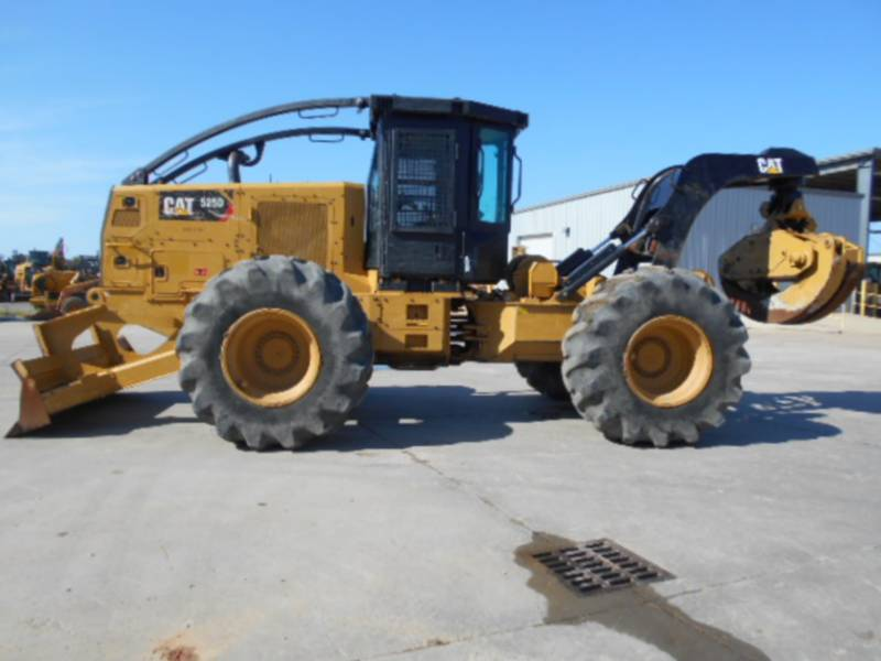 CATERPILLAR SILVICULTURA - TRATOR FLORESTAL 525D equipment  photo 2