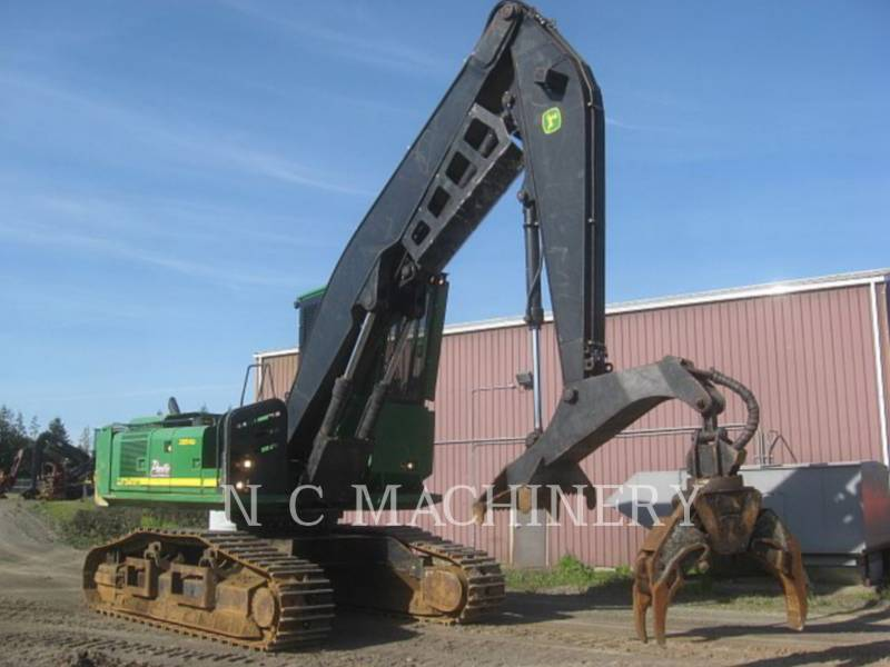 JOHN DEERE MÁQUINA FORESTAL 2954D equipment  photo 2