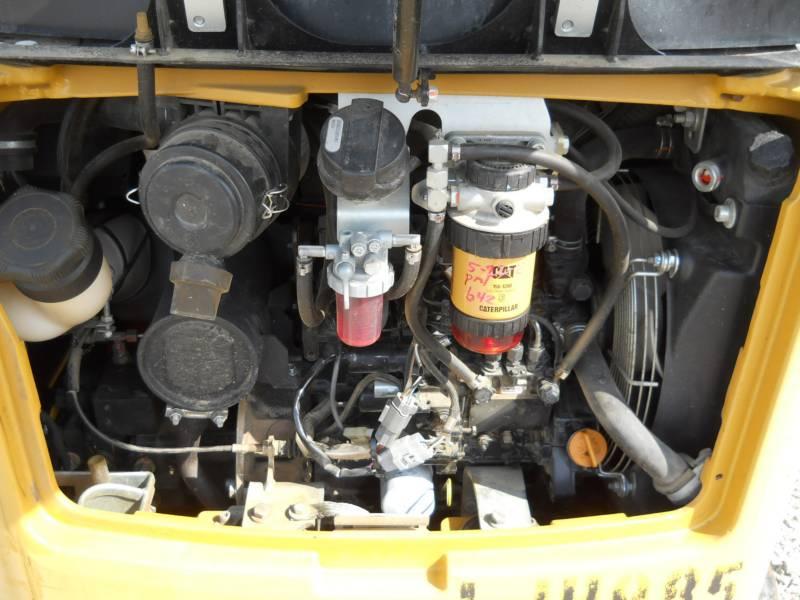 CATERPILLAR TRACK EXCAVATORS 301.7D equipment  photo 17