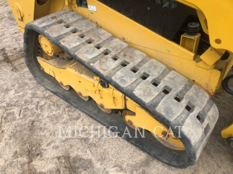 CATERPILLAR CARGADORES MULTITERRENO 259D equipment  photo 10